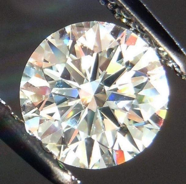 VVS1 Color D 2.07 Superb Diamond w/GIA