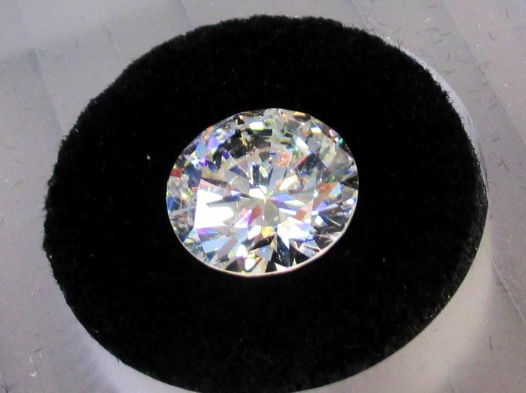 5.16 ct Diamond w GIA Report SI 2 Color J