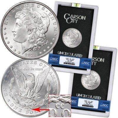 1882-1883 MS 65 NGC Morgan GSA Dollars