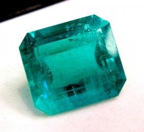 $76,800 Retail Appraised Emerald Gem 17.07 Cts