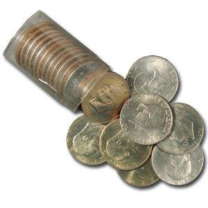 Lot of (20) IKE Dollars - in tube