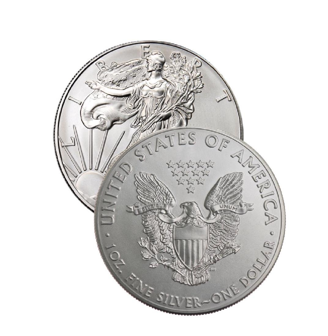 Random Date US Silver Eagle - 1 oz