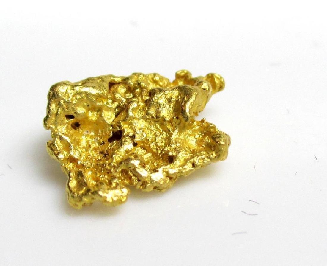 2.26 Gram Natural Alluvial Gold Nugget