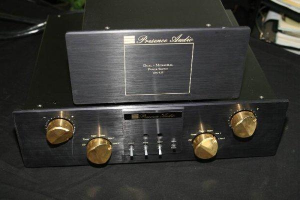 7695: FIRST SOUND PRESENCE DX 4.0 MKI PREAMPLIFIER ULTI