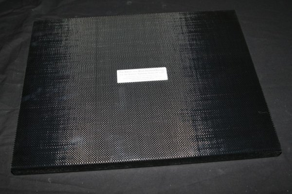 "7718: THREE - 24"" SHELF BLACK DIAMOND RACING SIGNATURE"