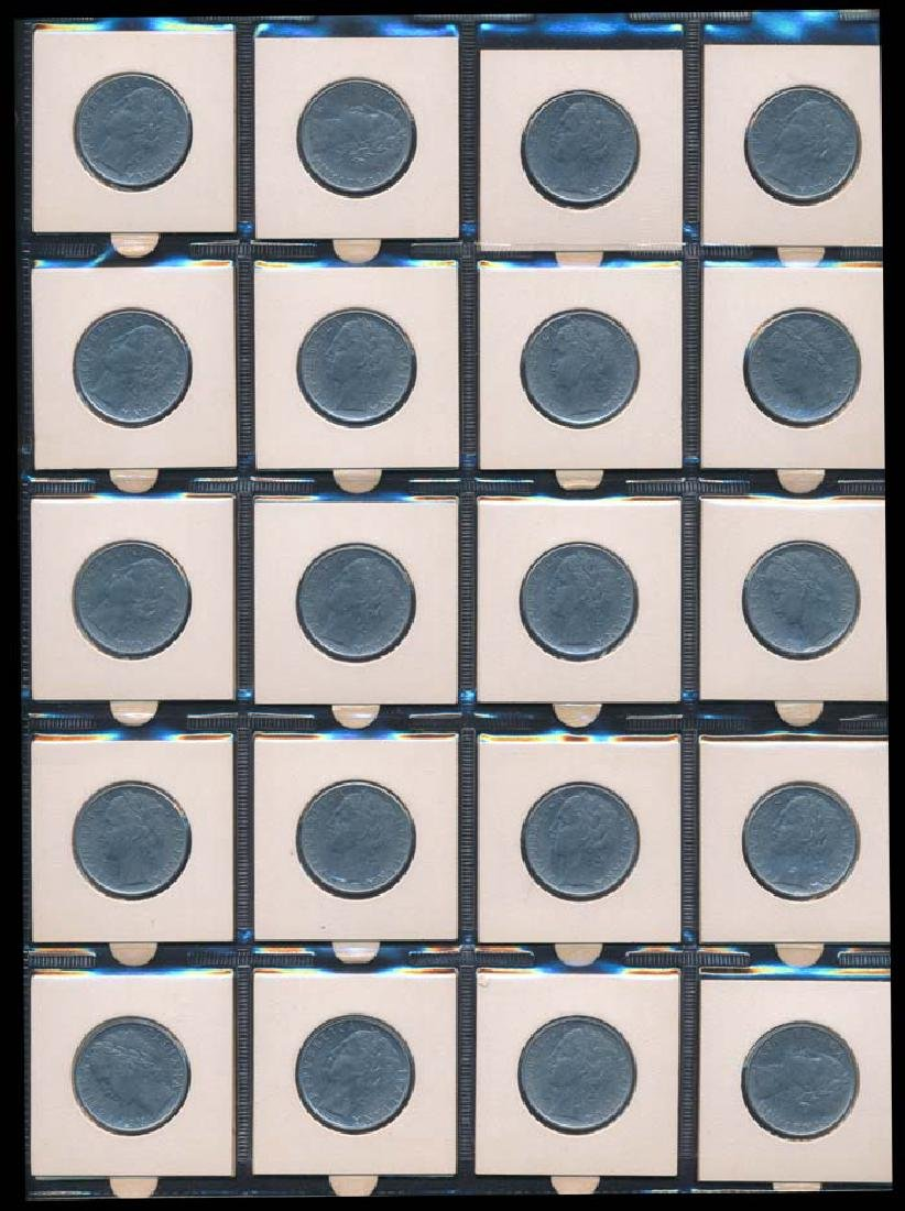39 Italy 100 Lire 1956-57