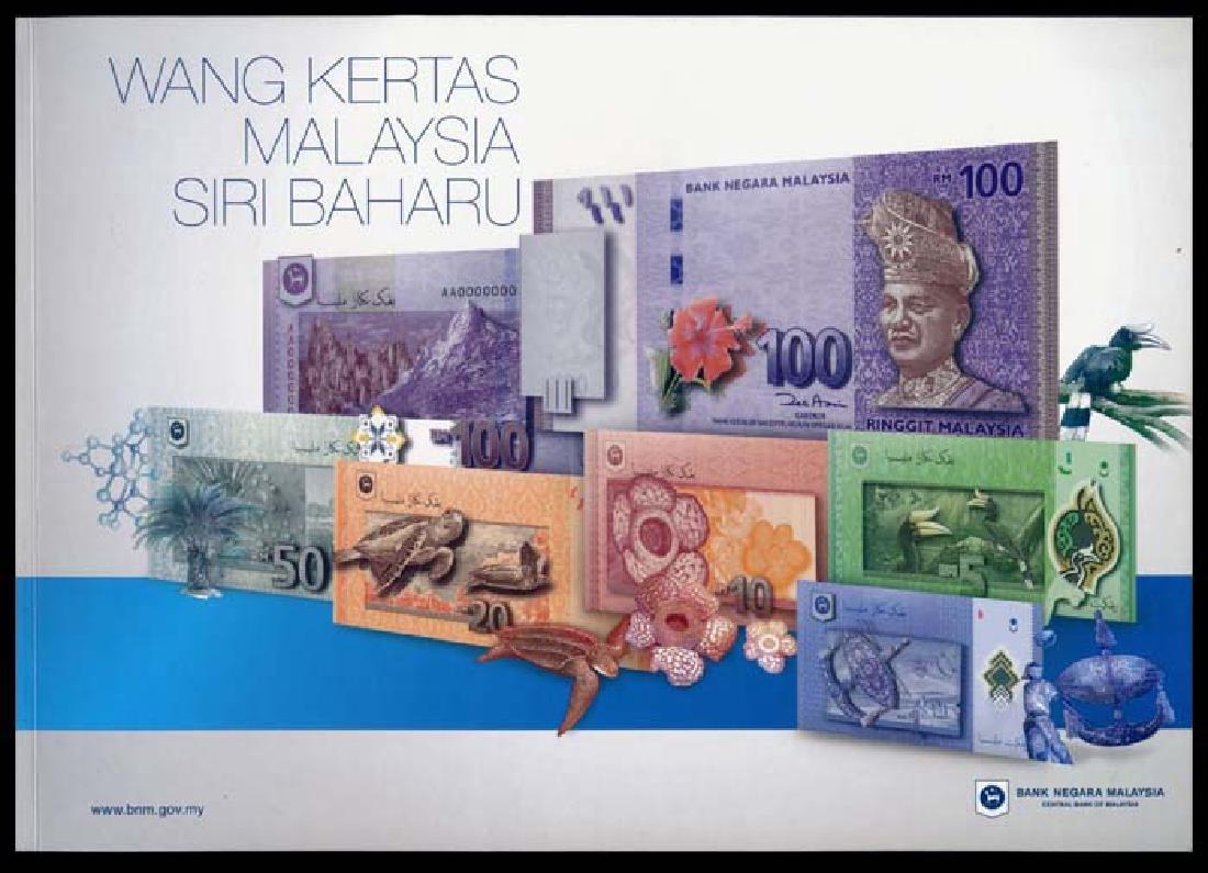 6 Malaysia RM1-RM100 2012