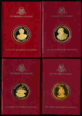 Great Britain Great Explorers Collection