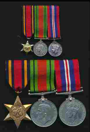 6 World Medals