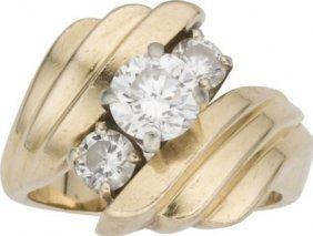 Diamond, Gold Ring