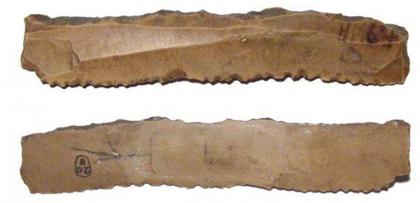 16: A nice Pre-Dynastic Stone Blade