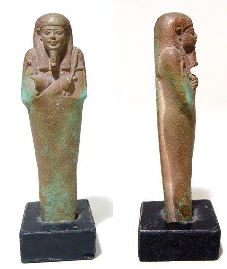 502:  Egypt, Late Period, 26th - 30th Dynasty, 664 - 34