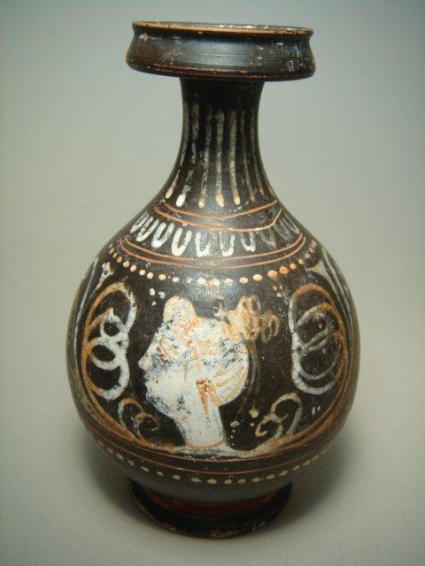 512:  Greek South Italy, Apulia, c.330 BC. A Calene-war
