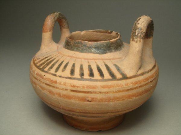 514:  Greek South Italy, Daunian, c.330 BC., a small ea