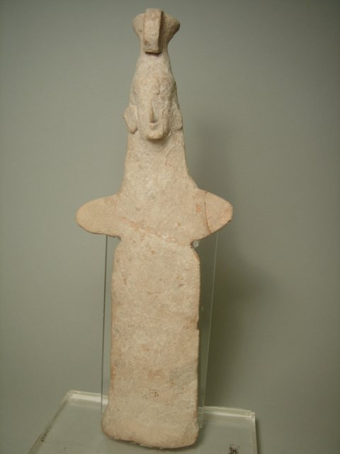 536:  Syro-Hittite, c. 1500BC., a very tall and flat cr