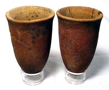 7: Lot of 2 Predynastic Jars