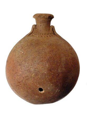 10: 2nd Intermediate Period Flask