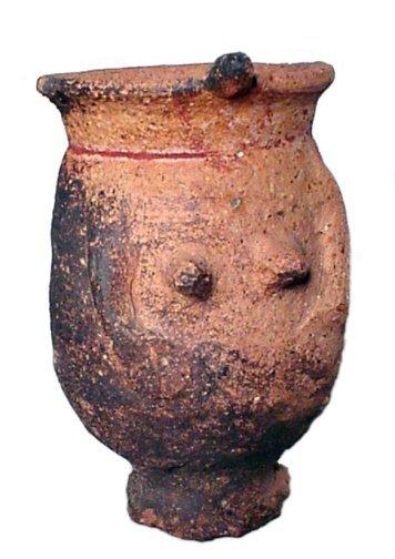 15: Late New Kingdom Offering Jar