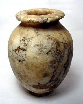 22: Predynastic Alabaster Jar