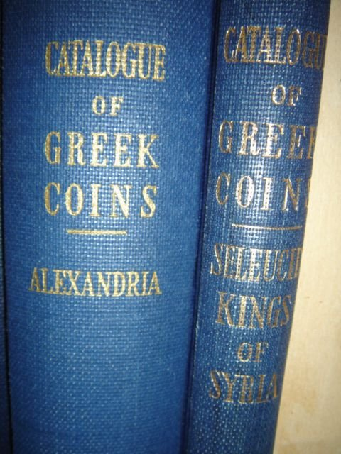 519: Greek Coins in the British Museum, ALEXANDRIA AND