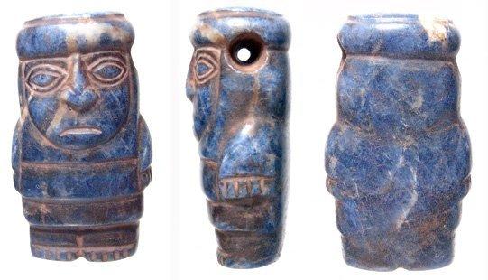 80: Peru, Huari, c. AD 600 – 800. A wonderful heavy pen