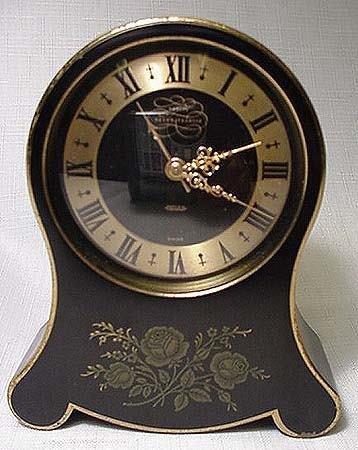134: Swiss, Jaeger, Petit Neuchateloise, alarm clock. B