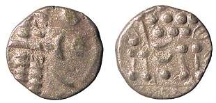 English Celtic, the Durotriges, Billon Stater. c 6