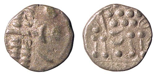 501: English Celtic, the Durotriges, Billon Stater. c 6