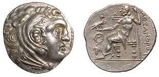 -, -, AR Drachm, c.290 – 265 BC. Chios, Ionia. 4.1