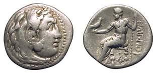 -, Philip III. 323 – 317 BC. AR Drachm. Magnesia,