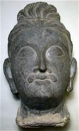 6: Kushan, Gandhara, c.  2nd Century AD.  BODHISATTVA