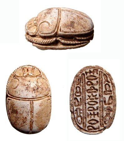13: 2nd Intermediate Period, A LOVELY SCARAB