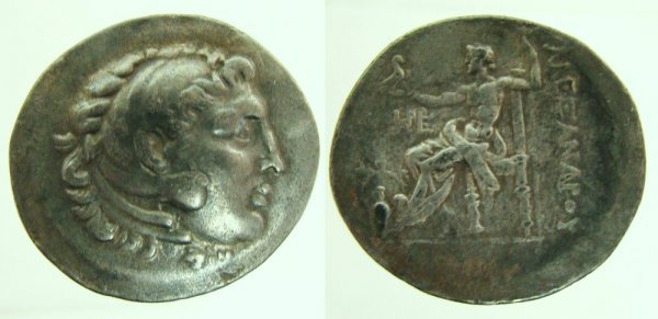10: Kings of Macedon, Alexander III the Great. 336–323