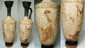 207: Attic, c. 6th-5th century BC., a top quality tall