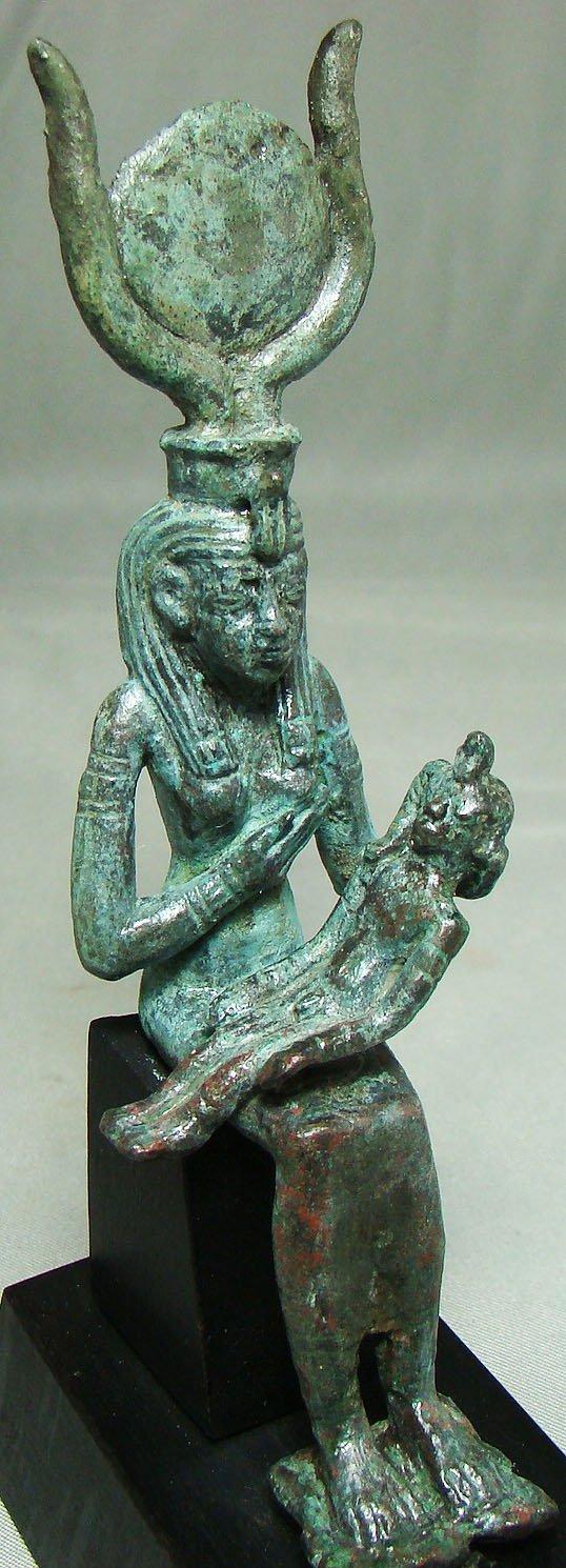 23: Egypt, XXVI Dynasty, c. 664-525 BC. A fantastic sma