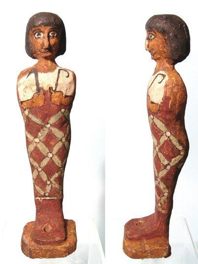 19: Egypt, Greco-Roman Period, c.1st Century BC/AD. A w