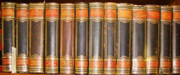 7: Die Propylaen Kunstgeschichte. 16 Volumes. Propylaen