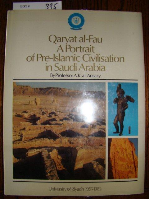 895: Al-Ansary, Prof. A. R. Qaryat al-Fau, A Portrait o