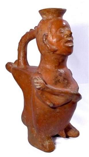 Western Mexico, Colima, c.250 BC - 250 AD.