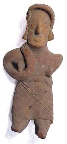 Western Mexico, Colima, c.200 BC - 200 AD