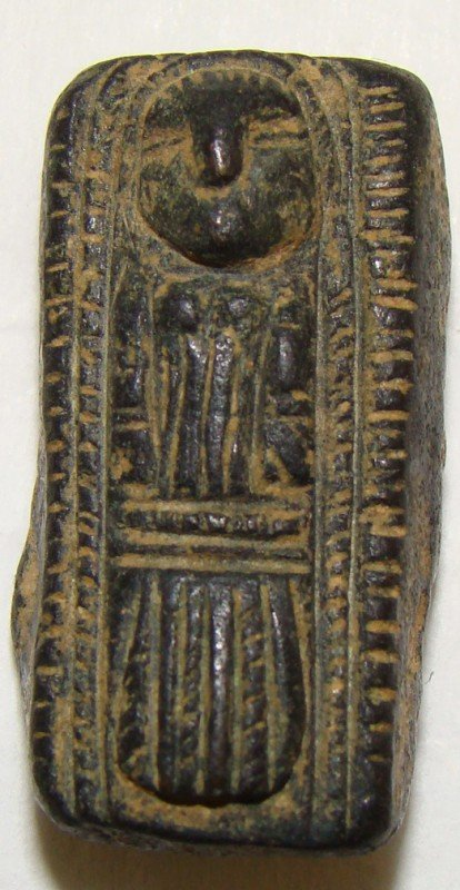 3: Syria / Egypt, weight with highly detailed reclining