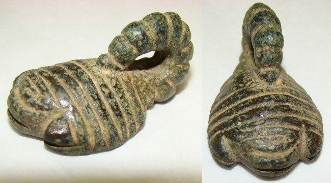 10: Syria / Egypt, a VERY RARE  bronze scorpion weight