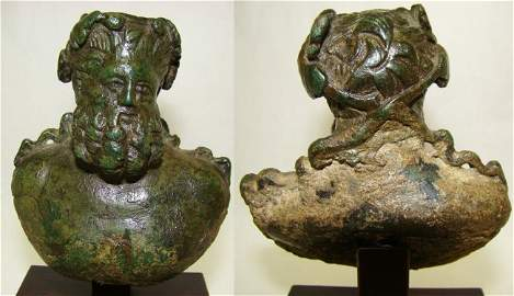 70: Rome, TOP QUALITY WEIGHT OF BACCHUS