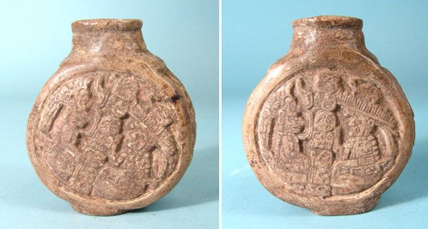 23: Mexico, Maya, Small Poison Bottle