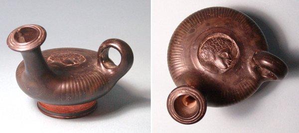 2001: Etruscans, Monte Sannace Complex, 1. fourth centu