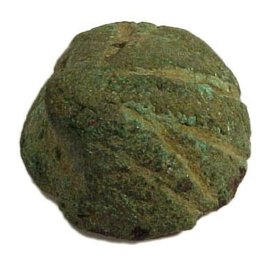 2: EGYPT, c.1000 BC. A bronze weight in the '