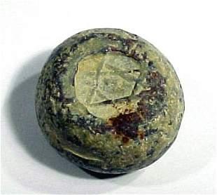 ISLAMIC, Mamluk, c. 1200 AD. A lead round