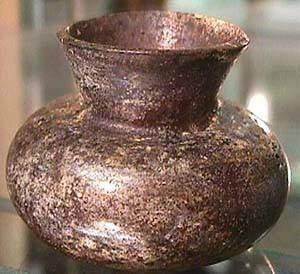 Judaean, c. 100-300 AD., small squat pal