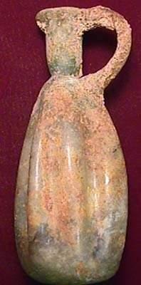 Judaean, c. 100-300 AD., a miniature fl