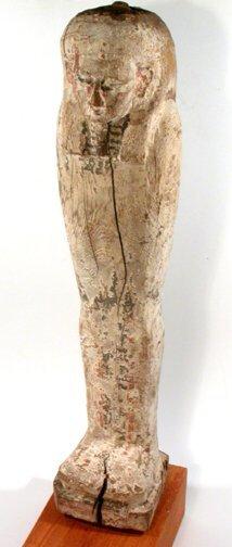21: Late Period, 760 - 343 BC. A Ptah-Soker-O